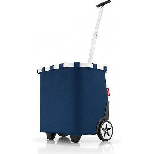 Koszyk na kółkach Carrycruiser Dark Blue