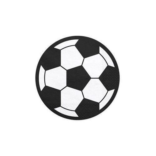 Serwetki piłka - 27 cm - 20 szt. marki Party deco