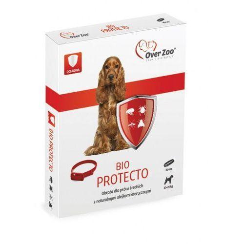 Over zoo Obroża bio protecto dla psów średnich 10 – 25 kg