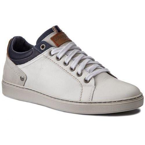 Sneakersy WRANGLER - Owen Derby WF0930112 White/Navy 257