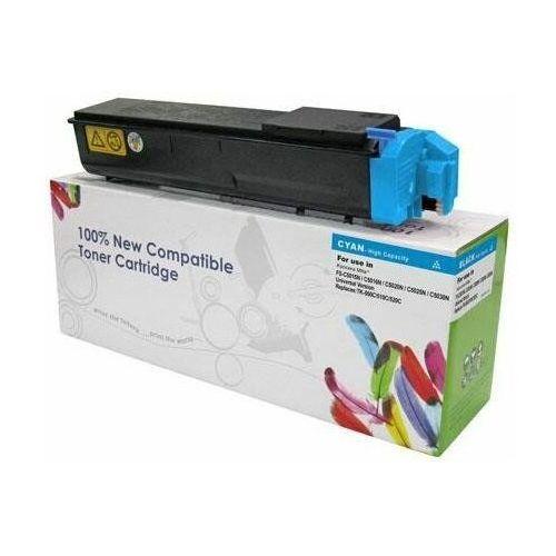 Toner cyan kyocera tk500/tk510/tk520 zamiennik tk-500c/tk510c/tk520c marki Cartridge web