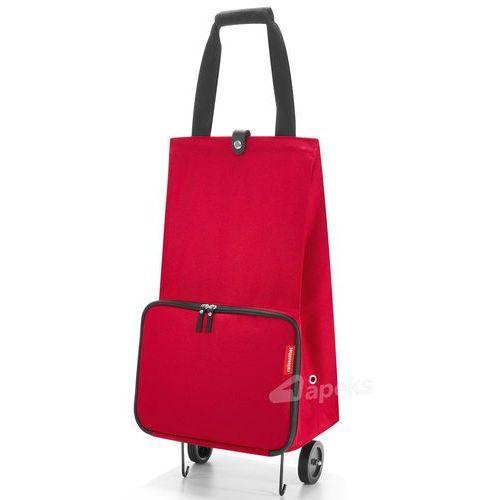 Reisenthel Wózek na zakupy foldabletrolley red (4012013521928)