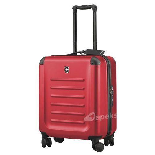 Victorinox spectra™ 2.0 extra-capacity carry-on mała walizka kabinowan - czerwony (0674204044162)