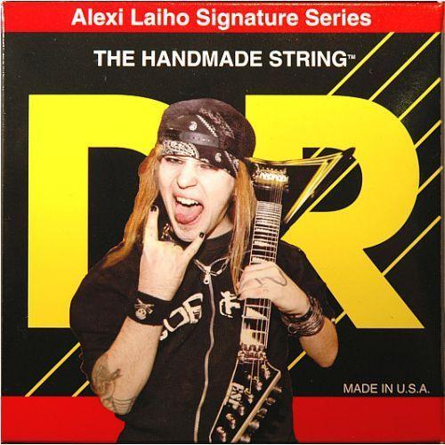 DR Alexi Laiho Signature Series ″ struny do gitary elektrycznej, Extra Heavy,.011-.050