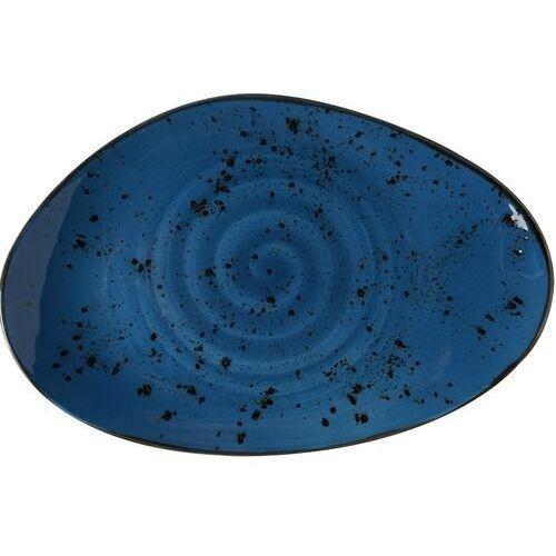 Talerz prostokątny porcelanowy iris marki Fine dine