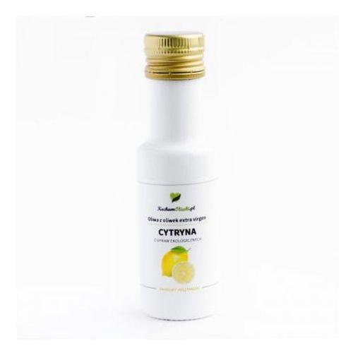 Oliwa z oliwek z cytryną BIO 100ml