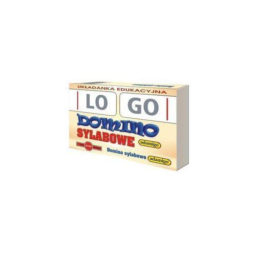 ADAMIGO Gra Domino Sylabowe Logo (5902410004812)