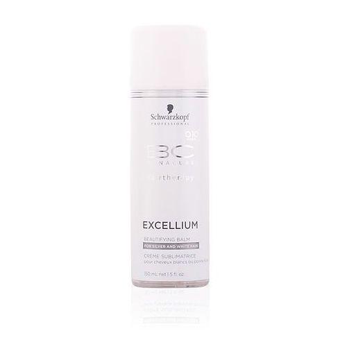 Schwarzkopf Professional BC Bonacure Excellium Beautifying balsam nadający odcień włosóm siwym i białym (Exclusive Age-Defying Formula Combining Q10+, 25061