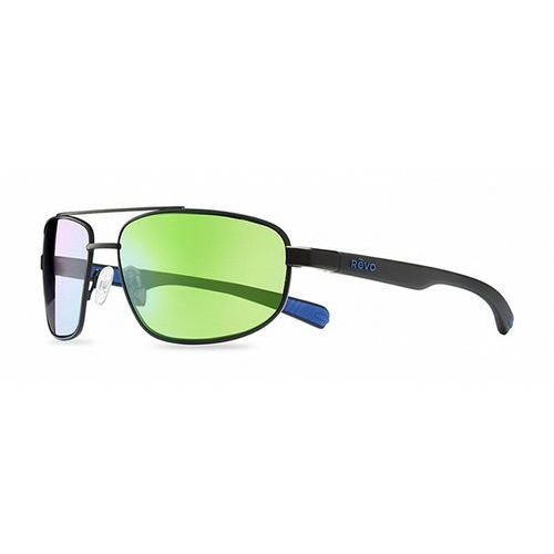 Okulary Słoneczne Revo RE1018 RE1018 WRAITH SERILIUM Polarized 01 GN