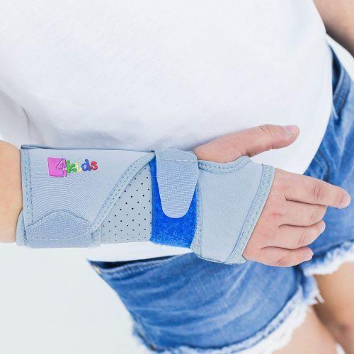 Orteza nadgarstka stabilizująca dla dzieci 2 ~ 12 lat, MD-116, 116