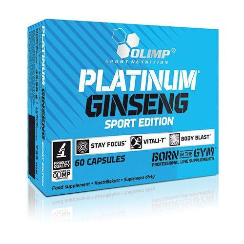OLIMP Platinium Ginseng Sport Edition - 60caps. (5901330054877)