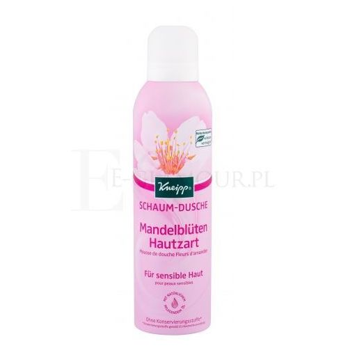 Kneipp shower foam pianka pod prysznic 200 ml dla kobiet