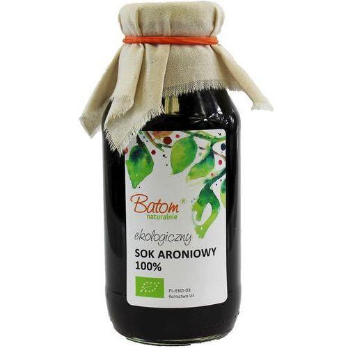 Sok aroniowy bez cukru BIO 330ml - Batom (5907709951204)