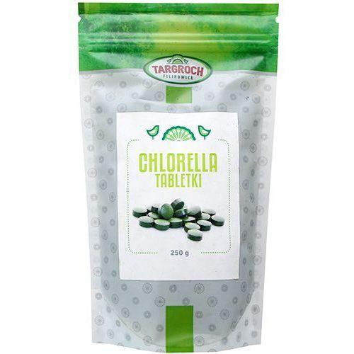 250g chlorella tabletki suplement diety marki Targroch