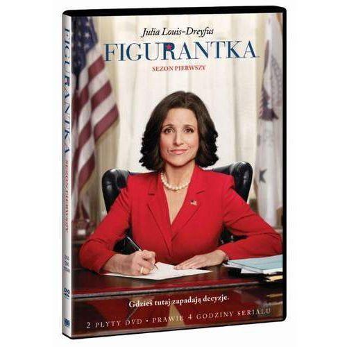 FIGURANTKA, SEZON 1 (2 DVD) (7321909323490). Najniższe ceny, najlepsze promocje w sklepach, opinie.