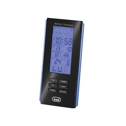 Stacja pogody Trevi ME3108RC + czujnik zewnętrzny (8011000020631)
