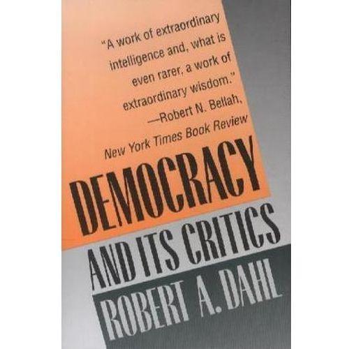 Democracy & Its Critics, Robert A. Dahl