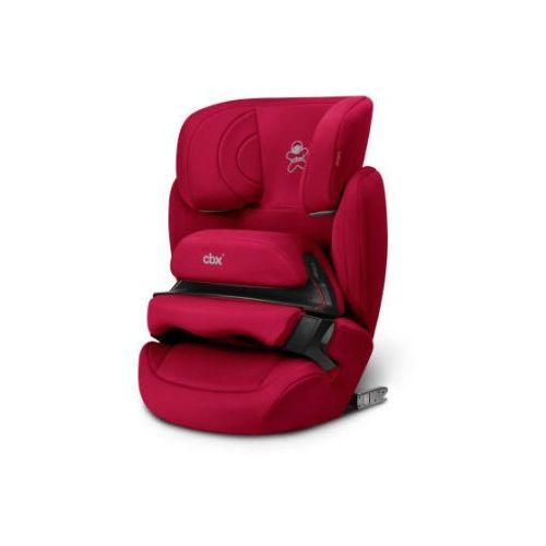 cbx Fotelik samochodowy Aura Fix Crunchy Red - kolor czerwony (4058511272269)
