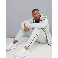 adidas ZNE Joggers In Grey Heather DM8845 - Grey, kolor szary