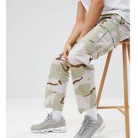 revived desert camo trouser - stone marki Reclaimed vintage
