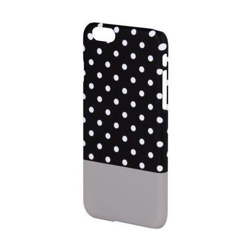 Etui HAMA Design Line iPhone 6 Kropki Czarny, 138281