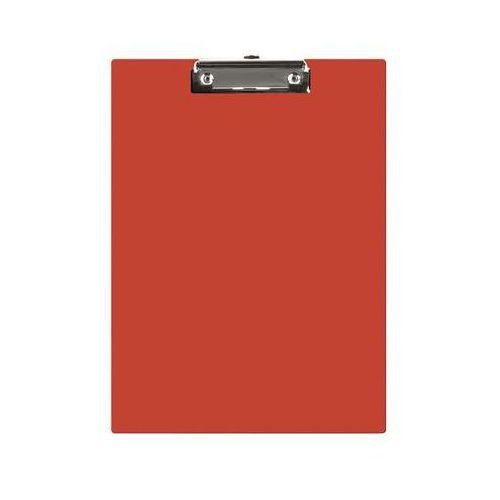 Q-connect Clipboard deska, pvc, a5, czerwony (5705831162037)
