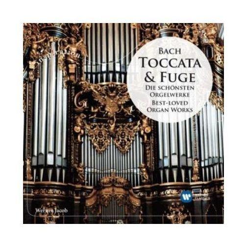 Warner music Jacob - bach: toccata & fuge die schÖnsten orgelwerke / best-loved organ works