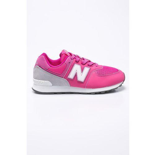 New balance - buty dziecięce gc574d6