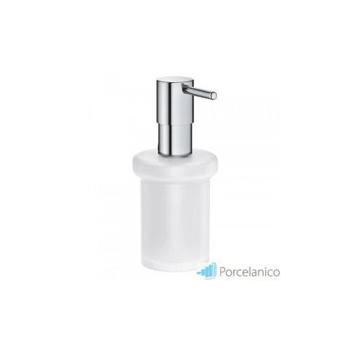 Grohe essentials - dozownik na mydło (szkło) 40394001