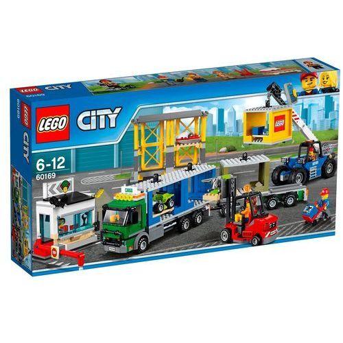 60169 TERMINAL TOWAROWY (Cargo Terminal) KLOCKI LEGO CITY