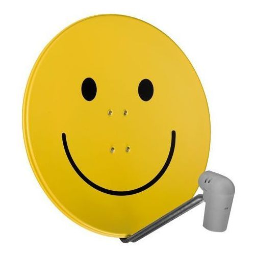 Antena zewnętrzna TECHNISAT Satman 850 Plus Smiley (6585/8880)