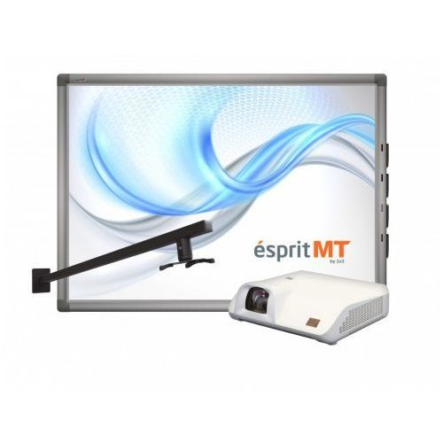 Zestaw interaktywny ESPRIT MT PRO Wall E + PC + Pad + MT- PROMOCJA ISP 2017