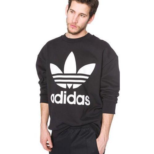 trefoil bluza czarny l marki Adidas originals