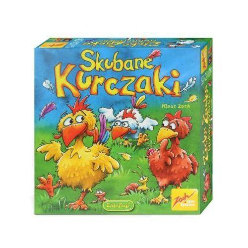 Simba Noris gra skubane kurczaki