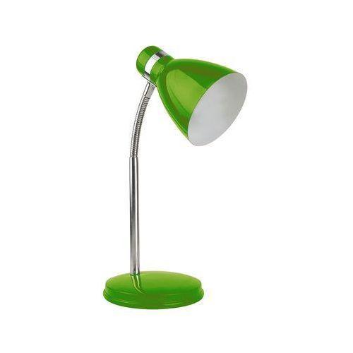 Top light - lampa stołowa student 1xe14/40w/230v zielona