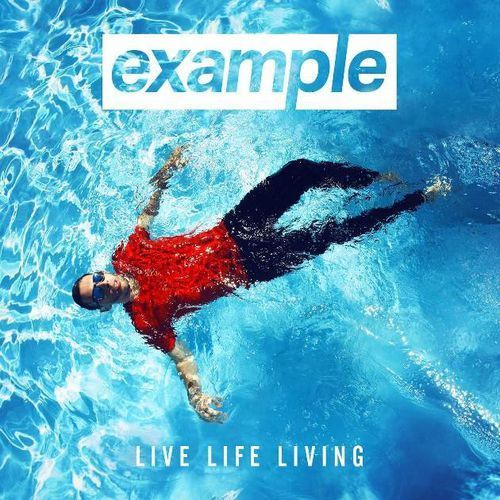Live Life Living (CD) - Example
