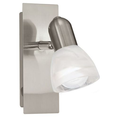 EGLO 86212 - Kinkiet ARES 1 1xE14/40W biały, 86212