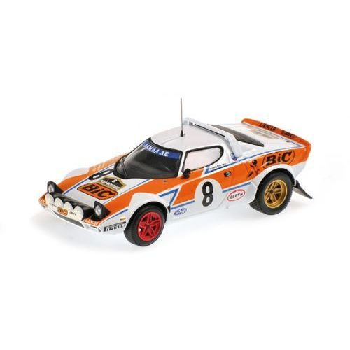 Minichamps Model  lancia stratos rally bic #8 livieratos/manolis acropolis rally 1978 + darmowy transport!