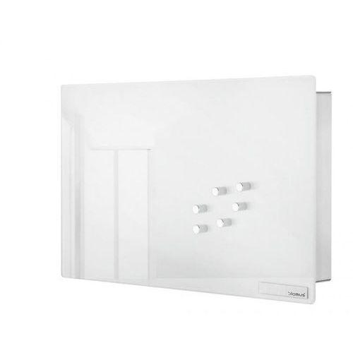 Blomus Magnetyczna skrzynka na klucze velio, białe szkło by