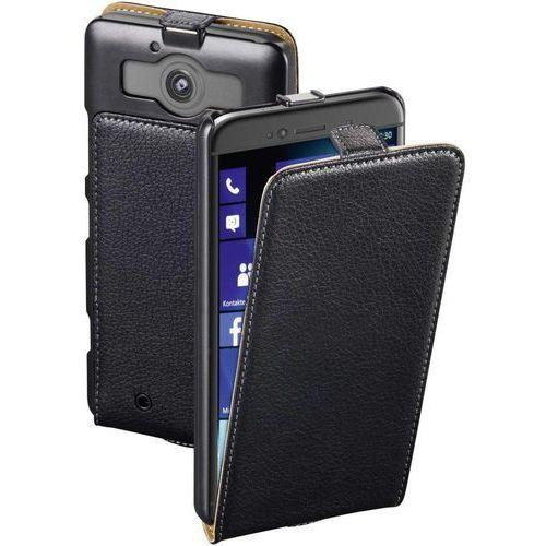 Etui na smartfon smart case do microsoft lumia 950 czarny marki Hama