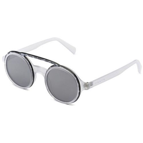 Okulary słoneczne ii 0007 me myself and eye i-i mod 012/grn marki Italia independent