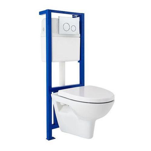 Cersanit Zestaw wc (5902115711718)