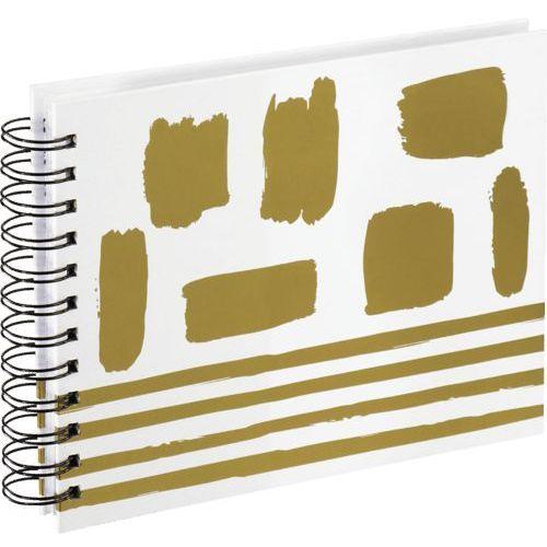 Hama Album patches 24x17 cm 50 białych stron (4007249025890)