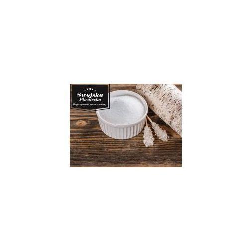 OKAZJA - Swojska piwniczka Ksylitol - cukier brzozowy fiński oryginalny fiński ( danisco) [hurt] -25kg -[cena za 1kg] (5905669050548)