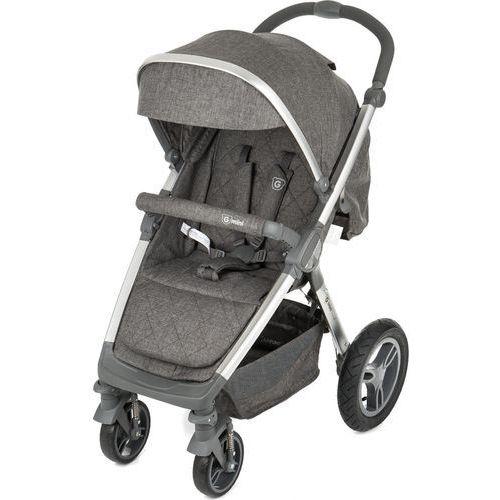 G-mini wózek spacerowy trend air, platina
