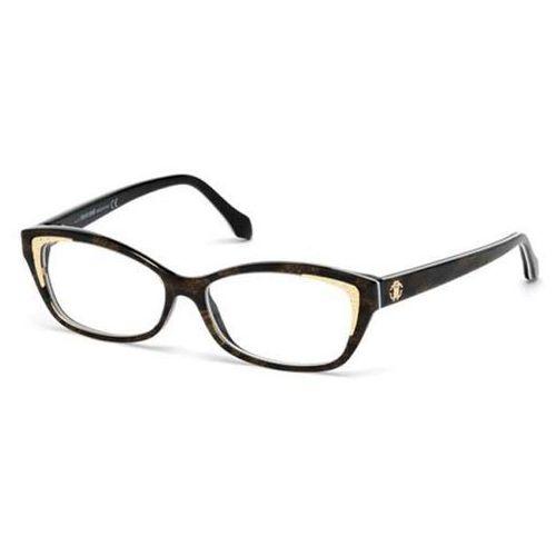 Roberto cavalli Okulary korekcyjne  rc 5034 capolivieri 055