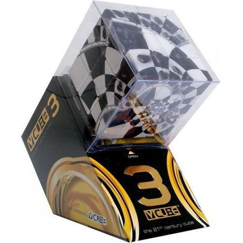 V-Cube 3 Chessboard Illusion (3x3x3) standard, AM_5206457000357