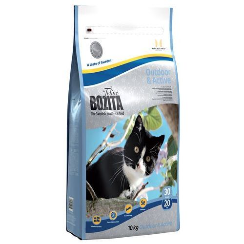 Bozita  feline outdoor & active 2x10kg (7311030302303)