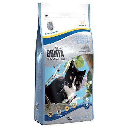Bozita feline outdoor & active 2x10kg (7311030302303)