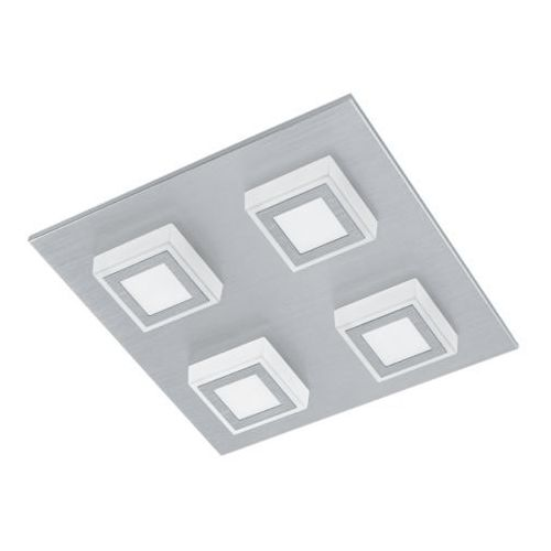Lampa sufitowa masiano 4x3,3w, 94508 marki Eglo